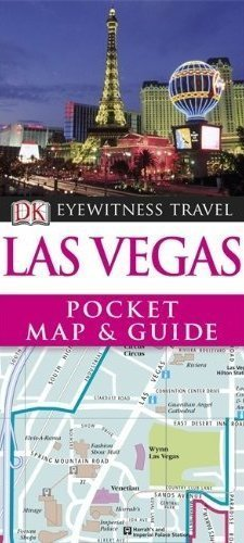 LAS VEGAS Pocket Map and Guide - przewodnik i mapa DK