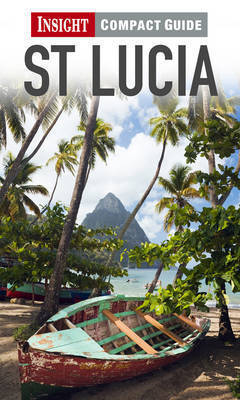ST LUCIA przewodnik INSIGHT COMPACT GUIDE