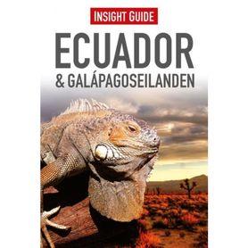 EKWADOR I GALAPAGOS przewodnik INSIGHT GUIDES