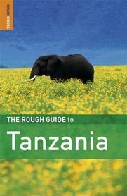 The Rough Guide to TANZANIA przewodnik ang.