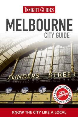 MELBOURNE CITY GUIDE przewodnik INSIGHT 2011