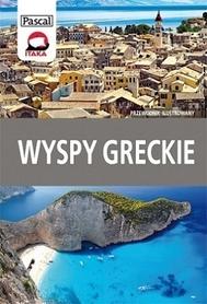 WYSPY GRECKIE ilustrowany przewodnik PASCAL