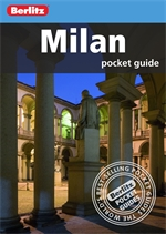 MEDIOLAN MILAN pocket guide przewodnik BERLITZ 2013
