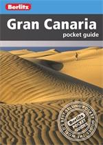 GRAN CANARIA pocket guide przewodnik BERLITZ