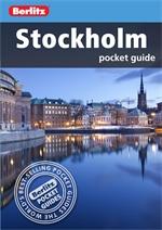 SZTOKHOLM pocket guide przewodnik BERLITZ