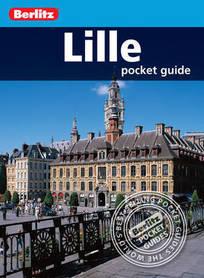 LILLE pocket guide przewodnik BERLITZ