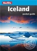ISLANDIA ICELAND pocket guide przewodnik BERLITZ 2014