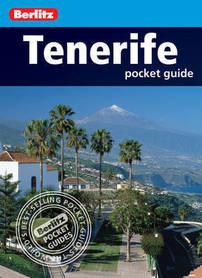 TENERYFA pocket guide przewodnik BERLITZ