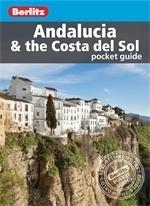 ANDALUZJA & Costa Del Sol pocket guide przewodnik BERLITZ 2014