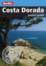 COSTA DORADA pocket guide przewodnik BERLITZ