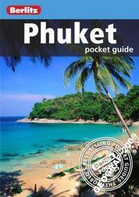 PHUKET pocket guide przewodnik BERLITZ