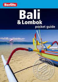 BALI LOMBOK pocket guide przewodnik BERLITZ