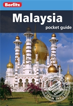 MALEZJA pocket guide przewodnik BERLITZ 2014
