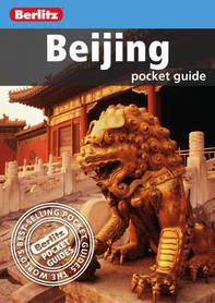 PEKIN BEIJING pocket guide przewodnik BERLITZ
