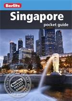 SINGAPOUR pocket guide przewodnik BERLITZ