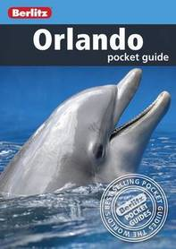 ORLANDO pocket guide przewodnik BERLITZ