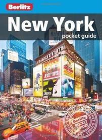 NEW YORK NOWY JORK pocket guide przewodnik BERLITZ