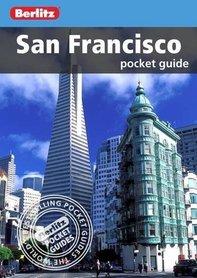 SAN FRANCISCO pocket guide przewodnik BERLITZ