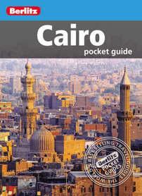 KAIR CAIRO pocket guide przewodnik BERLITZ