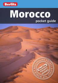 MAROKO MOROCCO pocket guide przewodnik BERLITZ