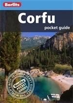 KORFU CORFU pocket guide przewodnik BERLITZ