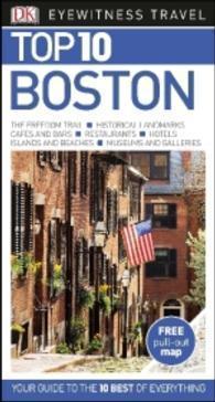 BOSTON przewodnik TOP 10 DK ang 2016