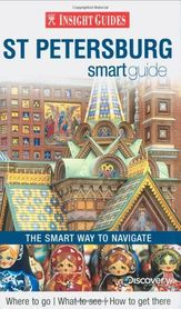 SANKT PETERSBURG przewodnik INSIGHT SMART GUIDE
