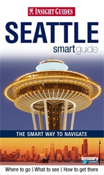 SEATTLE przewodnik INSIGHT SMART GUIDE