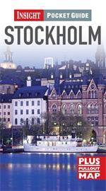 SZTOKHOLM przewodnik INSIGHT POCKET GUIDE plus plan miasta