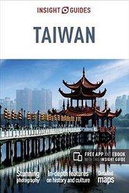 TAJWAN TAIWAN W.6 przewodnik turystyczny INSIGHT GUIDES 2017