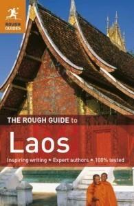 LAOS przewodnik ROUGH GUIDES