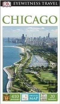 CHICAGO przewodnik DK
