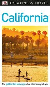 KALIFORNIA CALIFORNIA przewodnik DK 2018