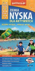 ZIEMIA NYSKA JEZIORA NYSKIE dla aktywnych mapa STUDIO PLAN