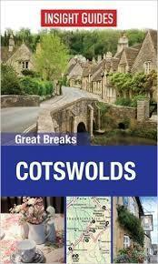 COTSWOLDS UK przewodnik GREAT BREAKS INSIGHT 2014