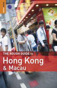 HONG KONG i MACAU przewodnik ROUGH GUIDE