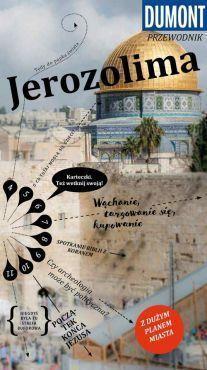 JEROZOLIMA przewodnik turystyczny DUMONT 2018