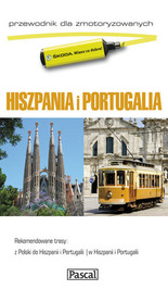HISZPANIA I PORTUGALIA przewodnik dla zmotoryzowanych PASCAL