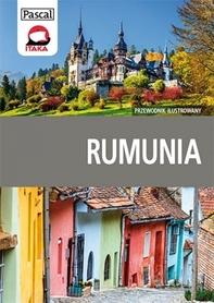 RUMUNIA PRZEWODNIK ILUSTROWANY PASCAL 2017