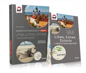 LITWA ŁOTWA ESTONIA Inspirator Podróżniczy PASCAL 2019