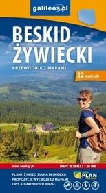 BESKID ŻYWIECKI przewodnik z mapami STUDIO PLAN