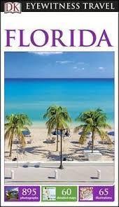 FLORYDA FLORIDA przewodnik turystyczny DK 2016