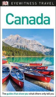 KANADA CANADA przewodnik turystyczny DK 2018