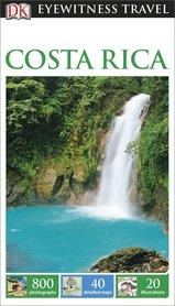 KOSTARYKA COSTA RICA przewodnik turystyczny DK