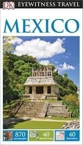 MEKSYK MEXICO przewodnik turystyczny DK