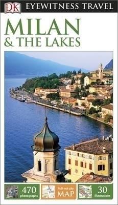 MEDIOLAN I JEZIORA (Milan & the Lakes) przewodnik turystyczny DK