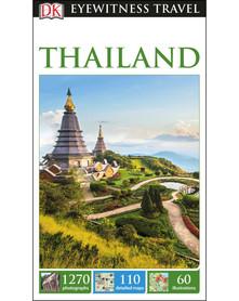 TAJLANDIA THAILAND przewodnik turystyczny DK 2016