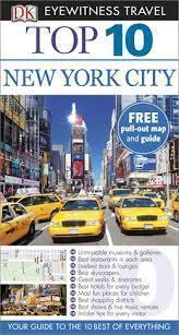NOWY JORK New York przewodnik TOP 10 DK ang 2014