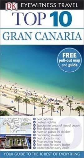 GRAN CANARIA przewodnik TOP 10 DK ang