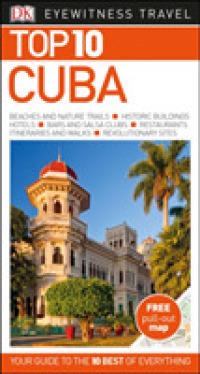 KUBA CUBA przewodnik TOP 10 DK ang 2017